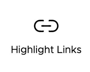 HighlightLinks