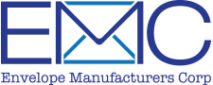 Envelope Manufacturers, Corp. - Logo Designed by Joanne M. Meurer, ReInvent Strategies, Inc,