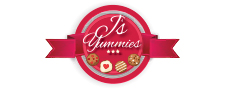 J's Yummies, Logo Design, Joanne M. Meurer - ReInvent Strategies, Inc,