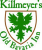 Killmeyers Old Bavaria Inn Logo Designed by Joanne M. Meurer