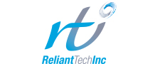 Reliant Technologies - Logo Designed by: Joanne M. Meurer - ReInvent Strategies, Inc.